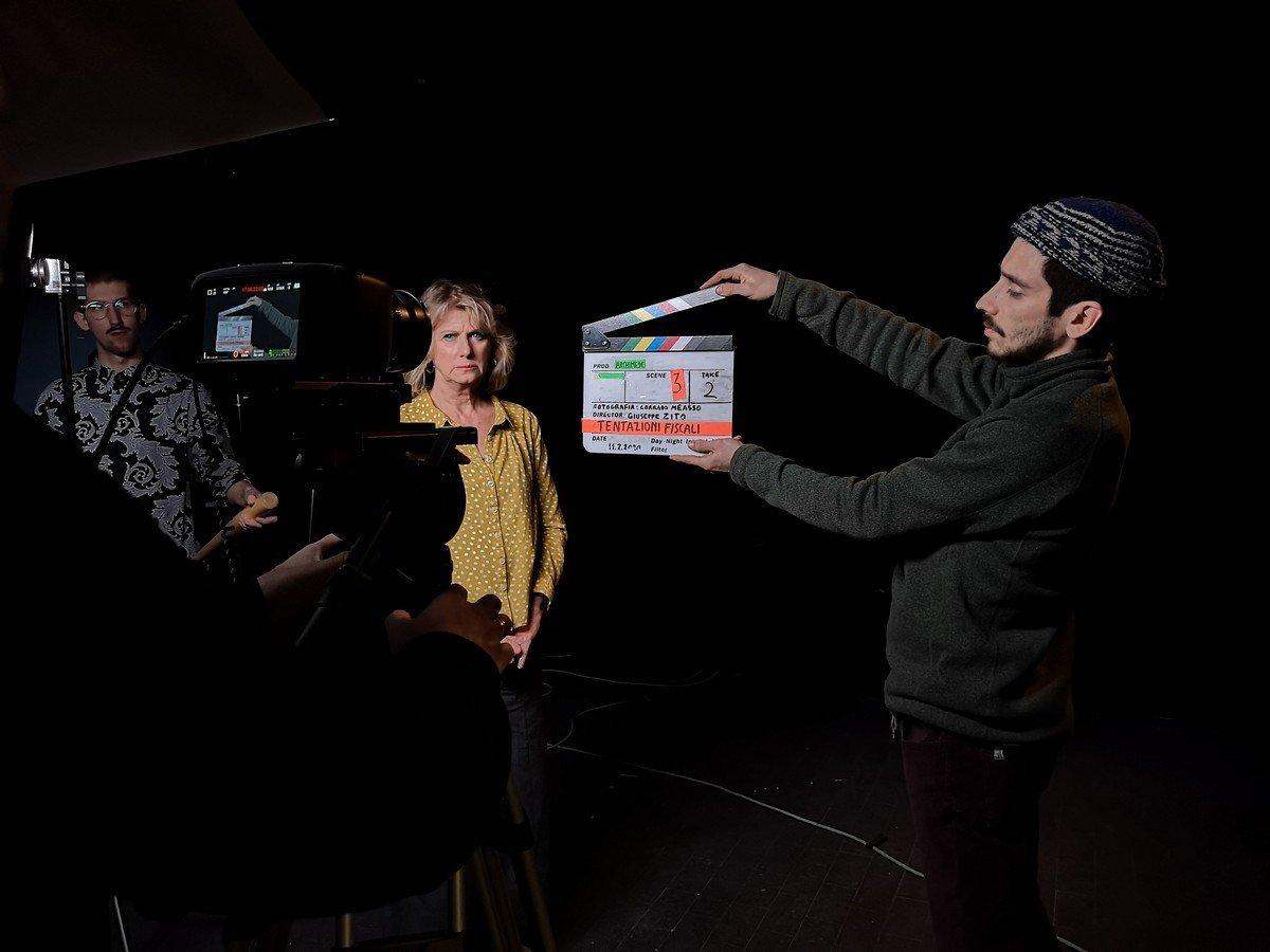 Studio Fotografico -Teatro di Posa