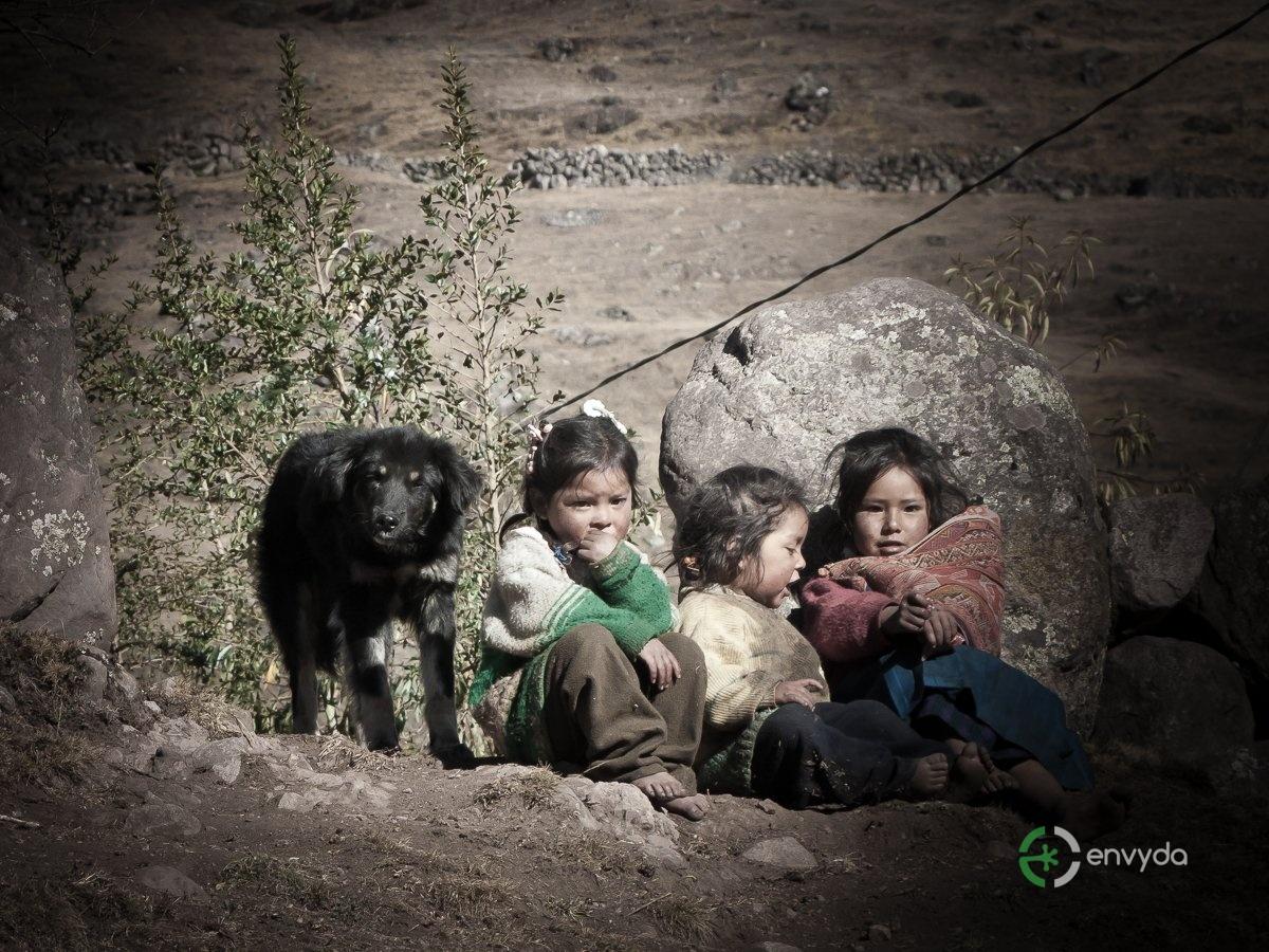 La Famiglia andina