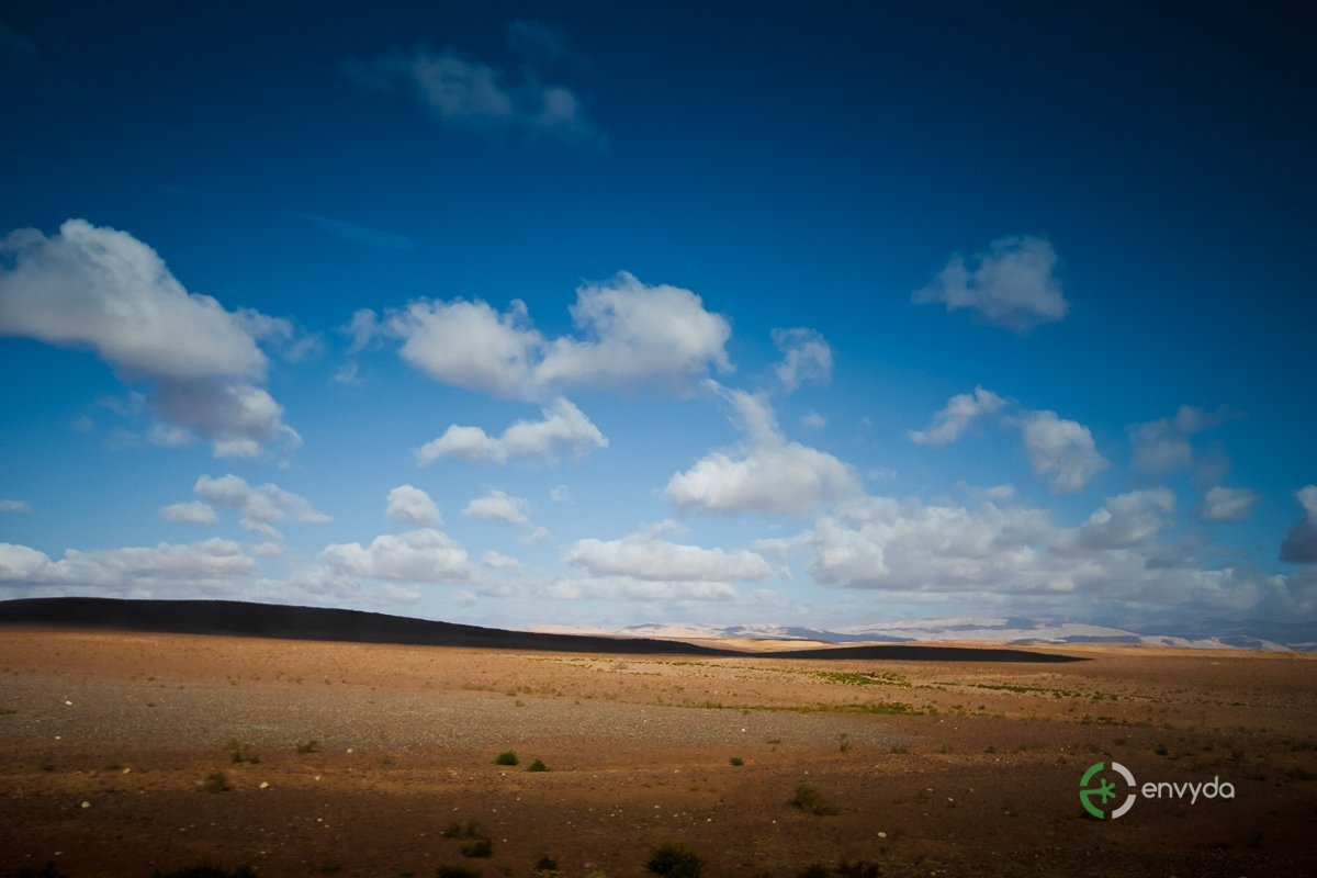 Turismo Natura - Nuvole su deserto