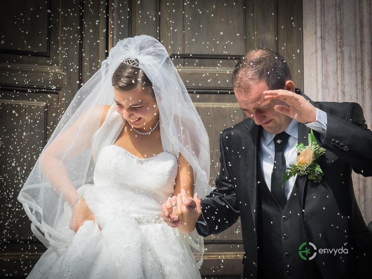 Sposi Uscita Chiesa
